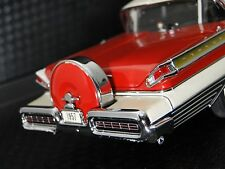 1 1957 Ford Lincoln Mercury Built Car Vintage 18 Model 12 Continental Kit 24