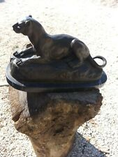 Panthère En Bronze
