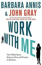 Work with Me: The 8 Blind Spots Between Men and Women in Business-ExLibrary
