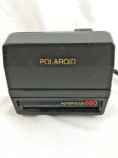 POLAROID 600 LAND CAMERA AUTO FOCUS 660