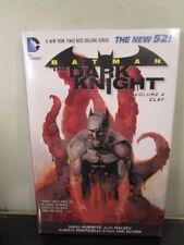 Batman: The Dark Knight Volume 4: Clay HC (The New 52) by Gregg Andrew Hurwitz~