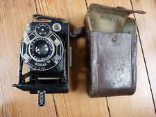 Kodak Six-20 Model C folding roll film camera, c1934  Art Deco Styled
