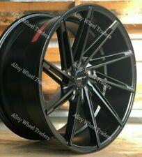 "Alloy Wheels 20"" Turbine For BMW 5 Series E12 E28 E34 E60 E61 F10 WR SB"