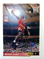 International Italian: 1992 92-93 Upper Deck Michael Jordan #118, Chicago Bulls