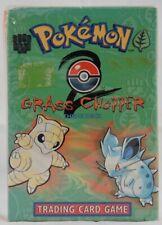 Pokemon Base 2 Grass Chopper Theme Deck - Factory Sealed - 1999