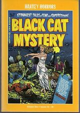 BLACK CAT MYSTERY VOL 2 SC GN TPB COLLECTS 50's PRE-CODE HARVEY HORROR TALES NEW