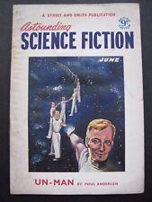 UK Pulp Mag – ASTOUNDING SCIENCE FICTION Jun, 1953