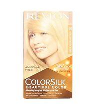 Revlon ColorSilk Beautiful Permanent Hair Color (04) Ultra Light Natural Blonde