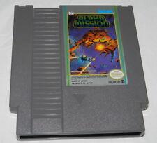ALPHA MISSION   Nintendo  NES Spiel    GETESTET