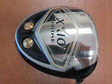 USED  Golf XXIO PRIME 10.5° Mens Driver SP800 Graphite SR Flex GOOD CONDITION