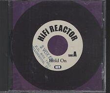 HIFI REACTOR SIDE A CD