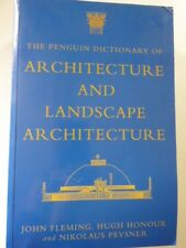 The Penguin Dictionary Of Architecture & Landscape Architecture John Fleming (HB