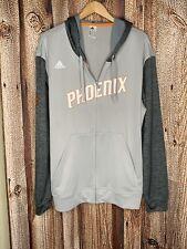 Adidas Mens NBA Phoenix Suns Zip Up Jacket XL