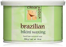 Clean+Easy Brazilian Hard Wax 396g