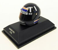Minichamps 1/8 Scale F1 Diecast Model 381 960005 - Bell Helmet - Hill '96
