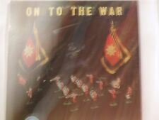 SALVATION ARMY ON TO THE WAR RECORD ALBUM BANDSMEN & SONGSTERS COUNCILS 1973 NYC