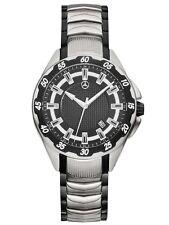 Genuine Mercedes Benz Mens Truckers Stainless Steel Watch B67871658 New