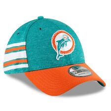 Miami DOLPHINS CAP Sideline 2018 Home NFL FOOTBALL new era 39 Thirty S/M