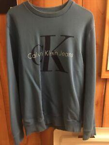 Calvin Klein Men's Pullover Sweatshirt