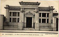 CPA  Dunkerque - Le Musée Commercial de la Chambre de Commerce    (205425)