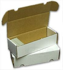 100 BCW Storage Boxes (550 Count)