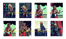 JUDAS PRIEST 8    Original  photos 4X6 glossy     LIVEAID