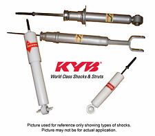 KYB 344466 Rear Shock Absorbers,Pair