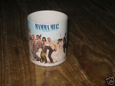 Mamma Mia Fantastic New Colour MUG #1 cast