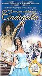 Rodgers & Hammerstein's Cinderella (VHS, 1997, Clam Shell)