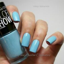 Maybelline New York Color Show 60 seconds Nail Polish  7ml - Choose Your Colour