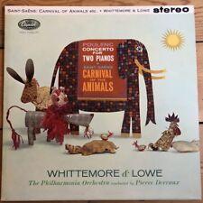 SP 8537 Saint-Saens Carnival of the Animals etc. / Whittlemore & Lowe RAINBOW