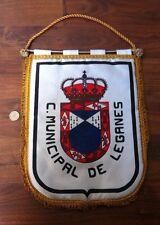 Municipio de España SPAIN - C.MUNICIPAL DE LEGANES - BIG FLAG - VERY RARRE !