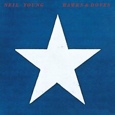 Neil Young Hawks & Doves CD NEW SEALED HDCD
