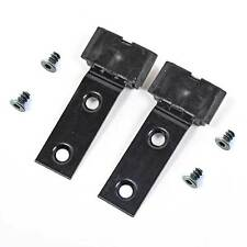 GENUINE BMW E46 04+ Set of 2 Left Sunroof Shade Sliders Handle Lever 54137134516