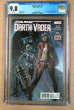 Star Wars Darth Vader #3 CGC 9.6 (2015, Marvel) - 1st Appearance of Doctor Aphra