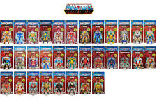 MASTERS OF THE UNIVERSE ORIGINS FIGURES HE-MAN ORKO SCARE GLOW TRAP JAW BEAST
