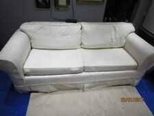 Contemporary Double Sofa Beds with Spring Mattress