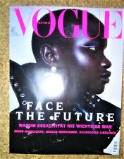 Zeitschrift Vogue Ausgabe März 2021