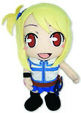 "On Sale! GE Animation Official Fairy Tail Anime Plush Doll 8"" Lucy GE-52536"
