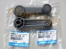 Mazda Fighter BT-50 Ford Courier Range inner interior door handle window Crank