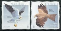 Namibia Birds on Stamps 2020 MNH Kites Yellow-Billed Kite Birds of Prey 2v Set