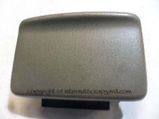 Nissan Patrol GR Y61 2.8 RD28 97-05 smaller rear ashtray ash tray pocket bin