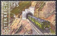 Autriche 2012 Trains/Électrique/locomotive/train/chemin de fer/Tunnel/transport 1 V n42174