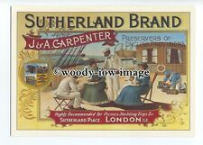 ad0741 - Sutherland Brand - Meat Paste, Ideal For Sailing Modern Advert Postcard