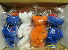 NOLAN RYAN, Express to Cooperstown Plush Bears, Famous Legends and Sports Heroes