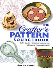 The Crafter's Pattern Sourcebook:  1001 Classic Motifs from around the world