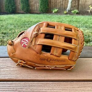 """Rawlings HOH Made in USA 13"""" PRO-H Heart of the Hide RHT Baseball Glove Vintage"""