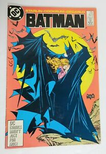 Batman #423 Newsstand!! Classic McFarlane Cover!! DC Comics 2nd Printing Sept 88