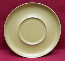 DENBY china ODE pattern Underplate for the Gravy Boat - 6-5/8
