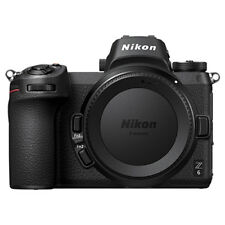 Nikon Z6 Mirrorless Digital Camera Body 24.5 MP Full-Frame